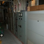 Exsiting NE Electrical Room