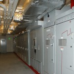 Rennovated NE Electrical Room