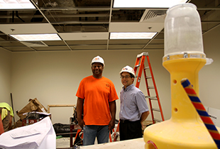 Building Up St. Louis College of Pharmacy