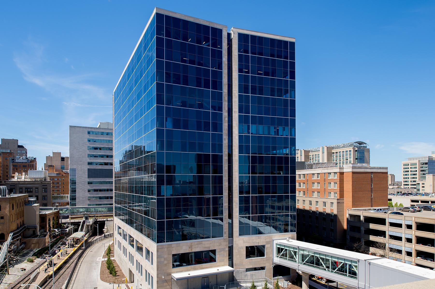 Washington University School Of Medicine Mid Campus Center
