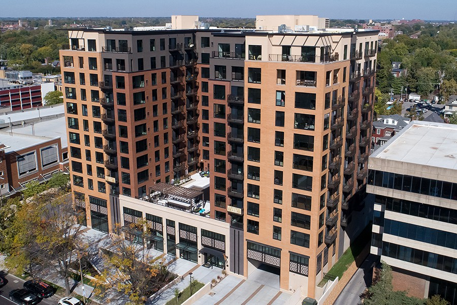 """Commercial Real Estate Developer Saves Time, Money Leveraging """"The UP-Side Advantage"""" on Two St. Louis Luxury Apartment Projects"""